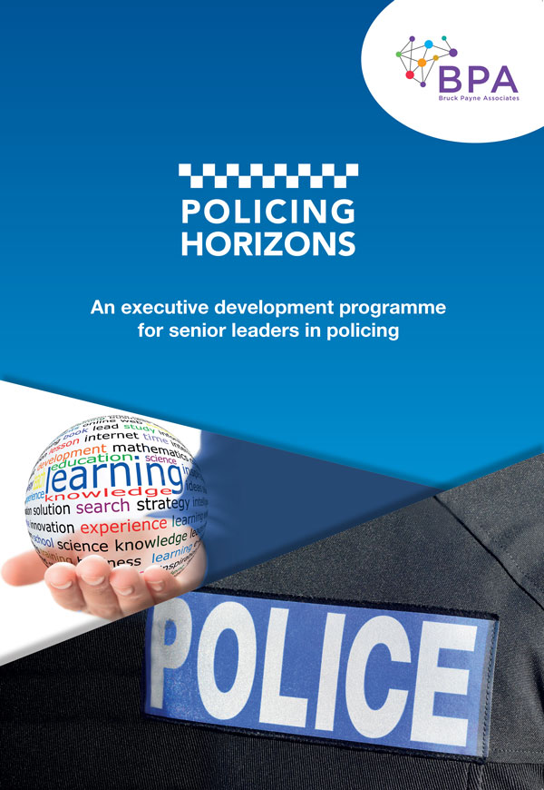 Policing Horizon Programme Cover